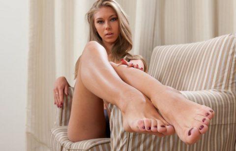 Krystal Boyd's Feet POV