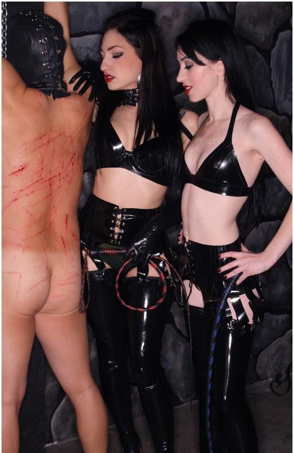 Caning BDSM Cybill Troy