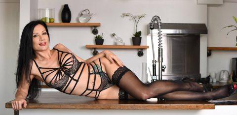 Goddess Jasmin in Lingerie