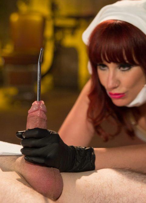 Madeline Marlowe - Extreme Cock Torture CBT BDSM Femdom POV