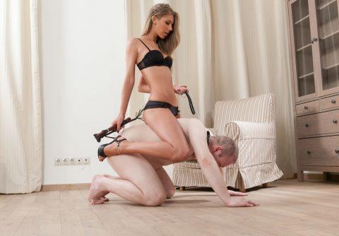 Pony Slave For Krystal Boyd